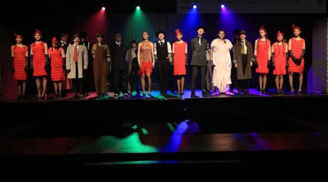 BAOS Limelighter's Bugsy Malone a roaring success!